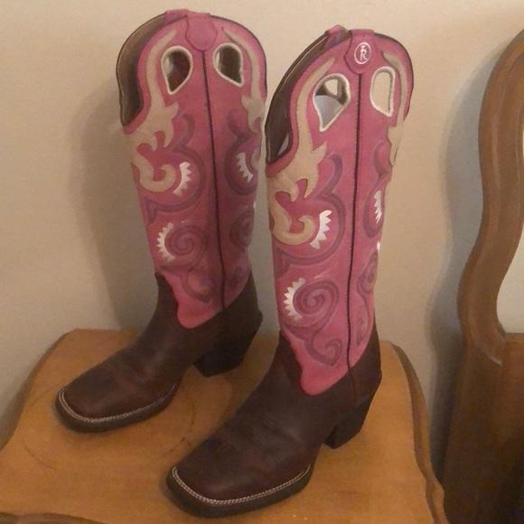 76d7e920943 Tony Lama Tall Webster boots
